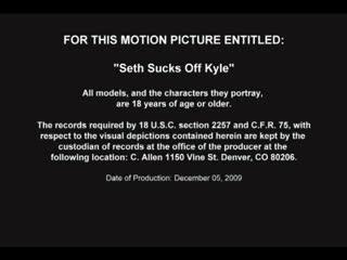 Sucking On Kyle